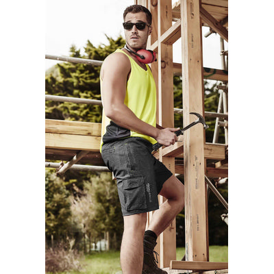 Picture of Mens Streetworx Stretch Work Board Short