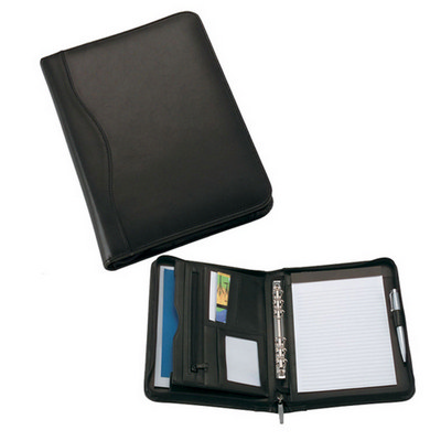 Picture of A5 Leather Compendium