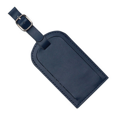 Picture of Coloured Luggage Tags - Blue