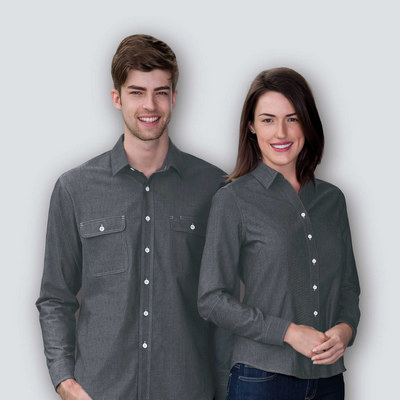 Picture of The Montreal Chambray Shirt - Womens
