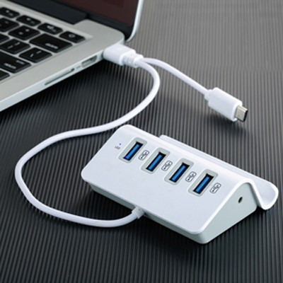 Picture of Media Hub Stand - USB v3.0 (Type-C)