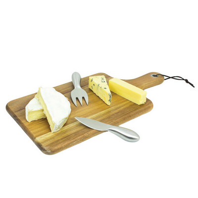 Picture of Gourmet Cheese Board - Wooden