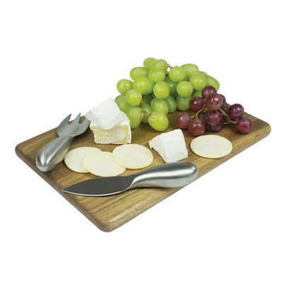 Picture of Petite Rectangular Cheese Board - Wooden
