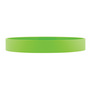 Silicone Wrist Band - Lime Green
