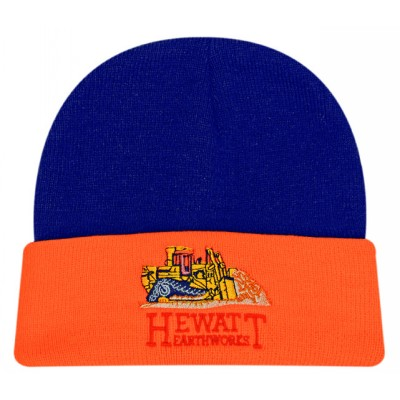 Picture of Acrylic Beanie Hi-Vis Turn-Up