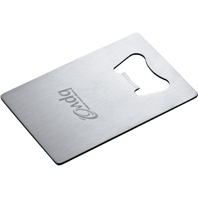 Picture of Credit Card Size Bottle Opener