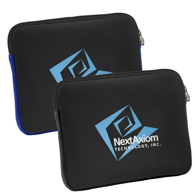 Picture of Neoprene Zippered Tablet Sleeve