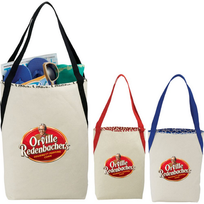 Picture of Global Market Cotton Shopper Tote