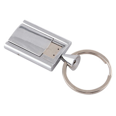 Picture of Chrome Flip Flash Drive 32GB