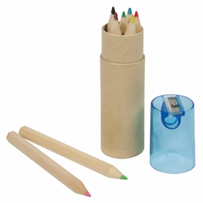 Picture of Sprectrum 6pc Colour Pencil Set