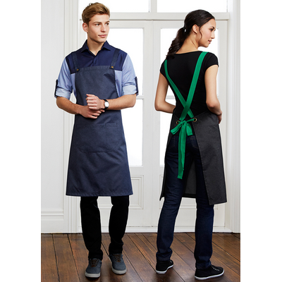 Picture of Unisex Urban Bib Apron