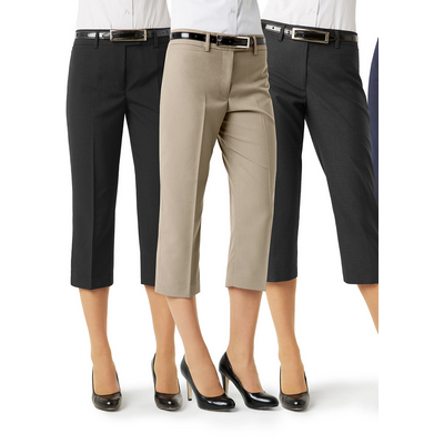 Picture of Ladies Classic 3/4 Pant