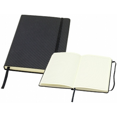 Carbon Fibre Notebook | Promotional Gifts