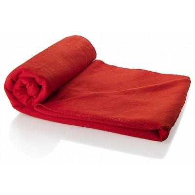 Picture of BLANKET IN POUCH - RED