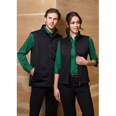 Picture of Ladies Soft Shell Vest