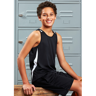 Picture of Kids Flash Singlet