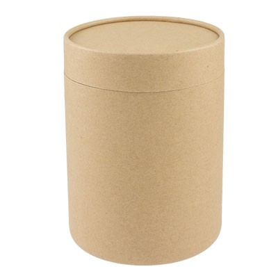 Picture of CARD TUBE GIFT BOX - NATURAL