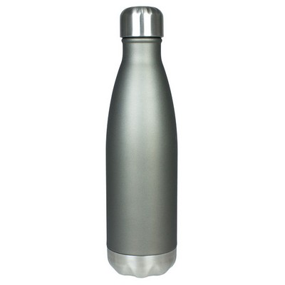 Picture of THERMO BOTTLE 500ML - GUNMETAL