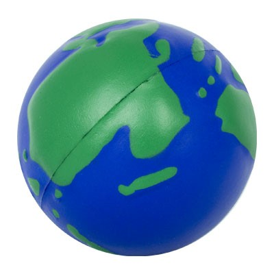 Picture of STRESS SQUEEZY - MATT GLOBE