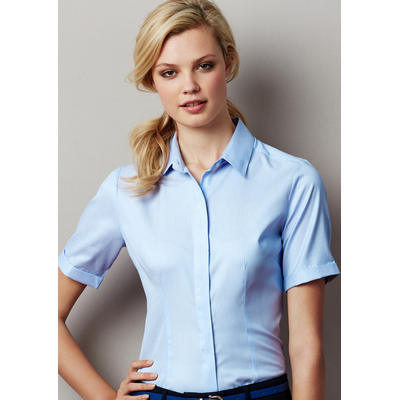 Picture of Ladies Stirling Short Sleeve Shirt