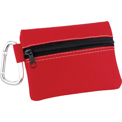 Picture of Zippered First Aid Pouch