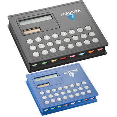 Picture of Calculator & Sticky Note Case