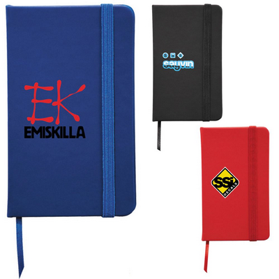 Picture of 76mm x 127mm Snap Elastic Closure Notebook