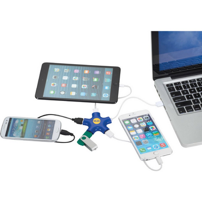 Picture of Star Shape USB Hub