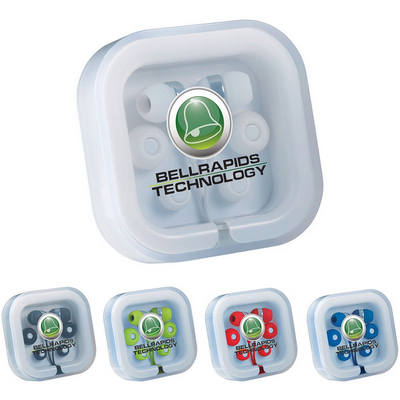 Picture of Color Pop Earbuds with Microphone
