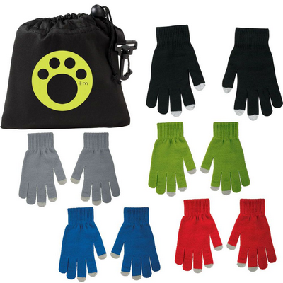 Picture of Touchscreen Gloves - Large Size