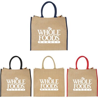 Picture of The Large Jute Tote