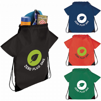 Picture of The T-Shirt Drawstring Cinch Backpack