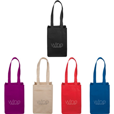 Picture of 4-Pack Wine Tote