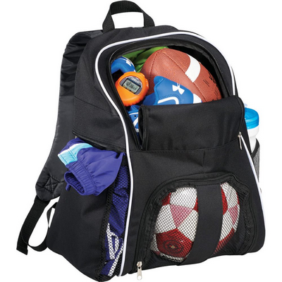 Picture of The Sportin' Match Ball Backpack
