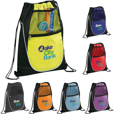 Picture of The Locker Drawstring Cinch Backpack