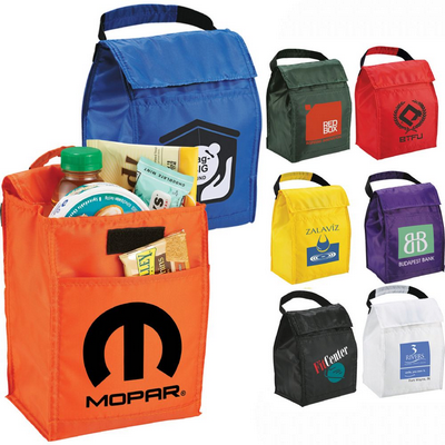 Picture of The Spectrum Budget Lunch Bag