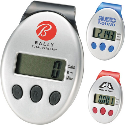 Picture of Clip-On Pedometer