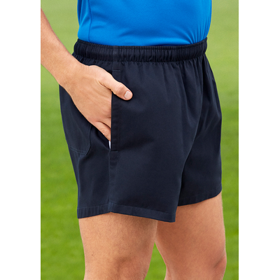 Picture of Mens 100% Cotton Drill Shorts