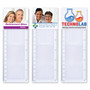 Clear Bookmark Magnifier Ruler