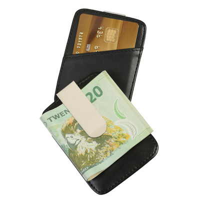 Picture of Money Clip Credit Card Holder