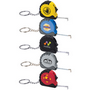Pocket Pro Mini Tape Measure / Key Chain